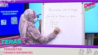 Teras (2021) | Tahap II: Matematik – Perimeter