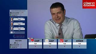 Cüneyt Özdemir ile Seçim 23 Haziran Canlı Yayın