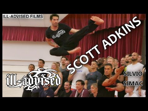 Scott Adkins (Boyka) Highlights @ THE BIG 3 Seminar 3/6/2017