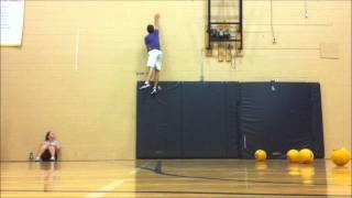 14ft wall touch :: Jordan Kilganon :: ... wall run Video