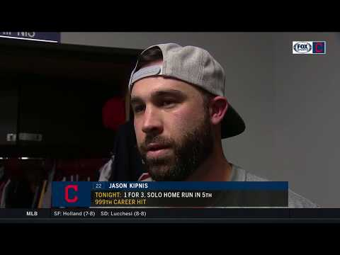 Jason Kipnis Believes Seeing Tough Fly Ball Was Learning Experience | INDIANS-WHITE SOX POSTGAME
