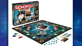 Monopoly Makes Some Changes