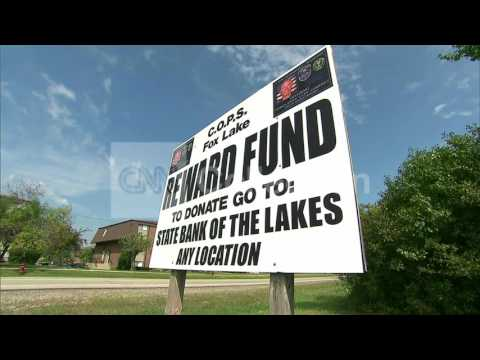IL: FOX LAKE OFFICER KILLED- REWARD BILLBOARD