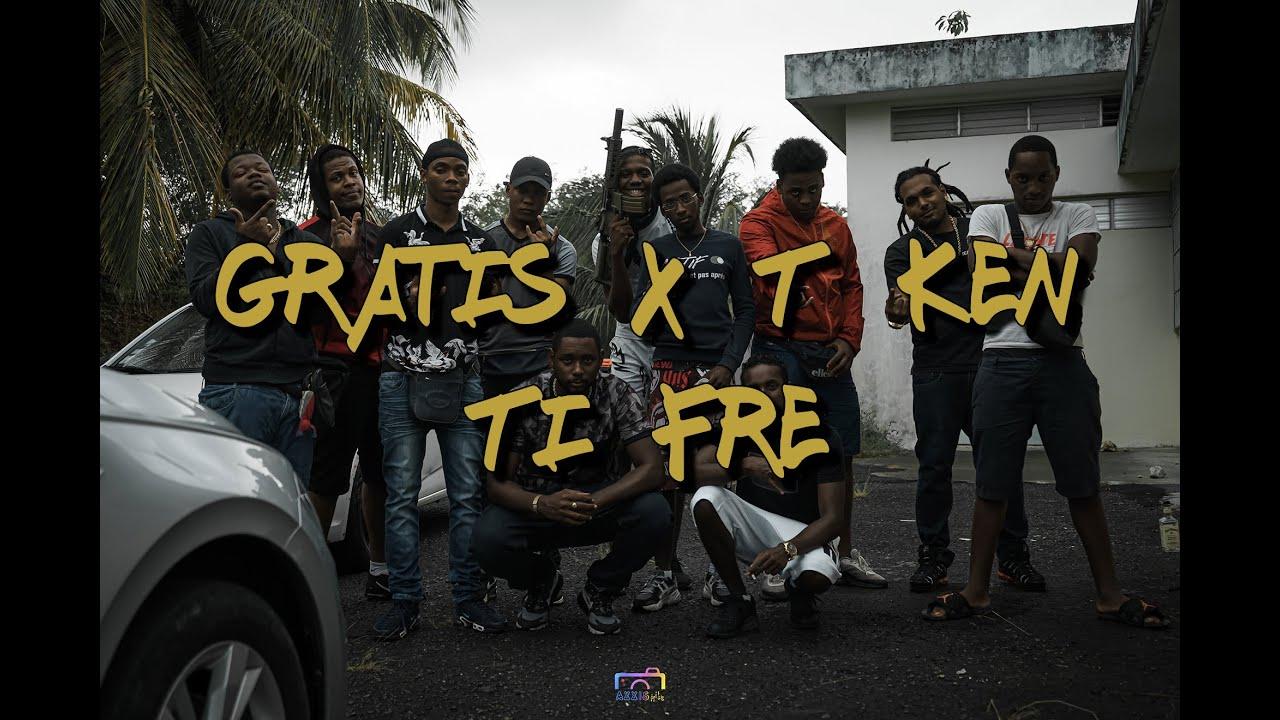 Gratis ft T Ken  Ti Fr Clip Officiel