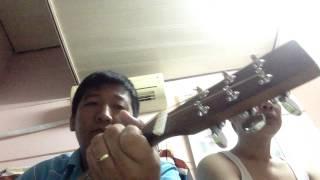 Hai chuyến tàu đêm guitar