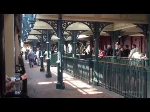 Disneyland Railroad Grand Circle Tour - Disneyland Paris HD Complete Ridethrough