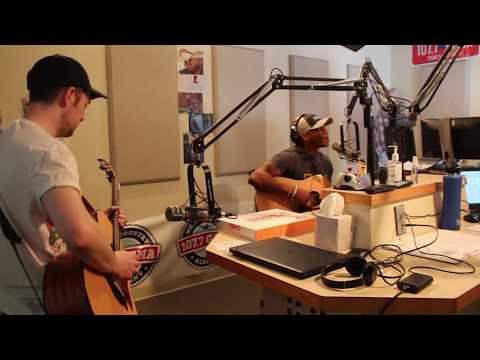 Jimmie Allen Sings His Single 'Best Shot' Live In Studio
