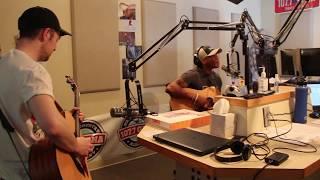 Jimmie Allen Sings His Single 'Best Shot' Live In Studio Video