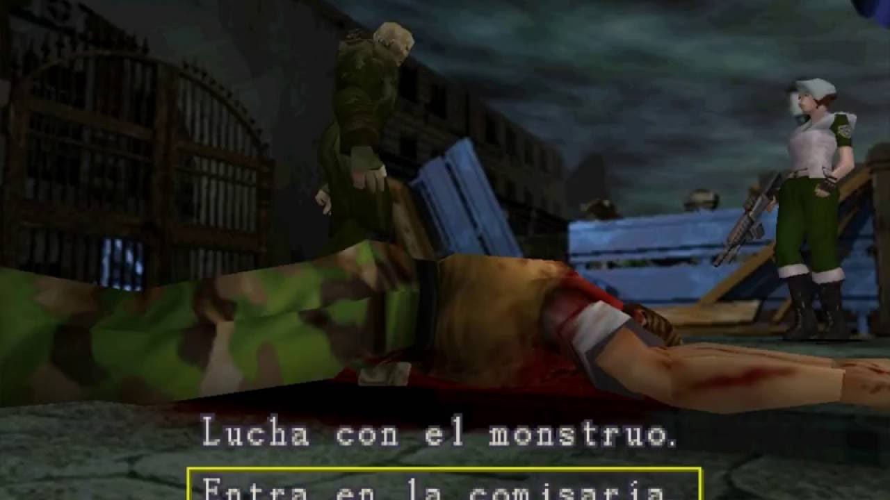 Re3 Mr X And Jill Zombies