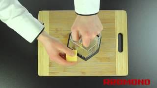 Картофель с сыром и фасолью в мультиварке REDMOND RMC-M4504