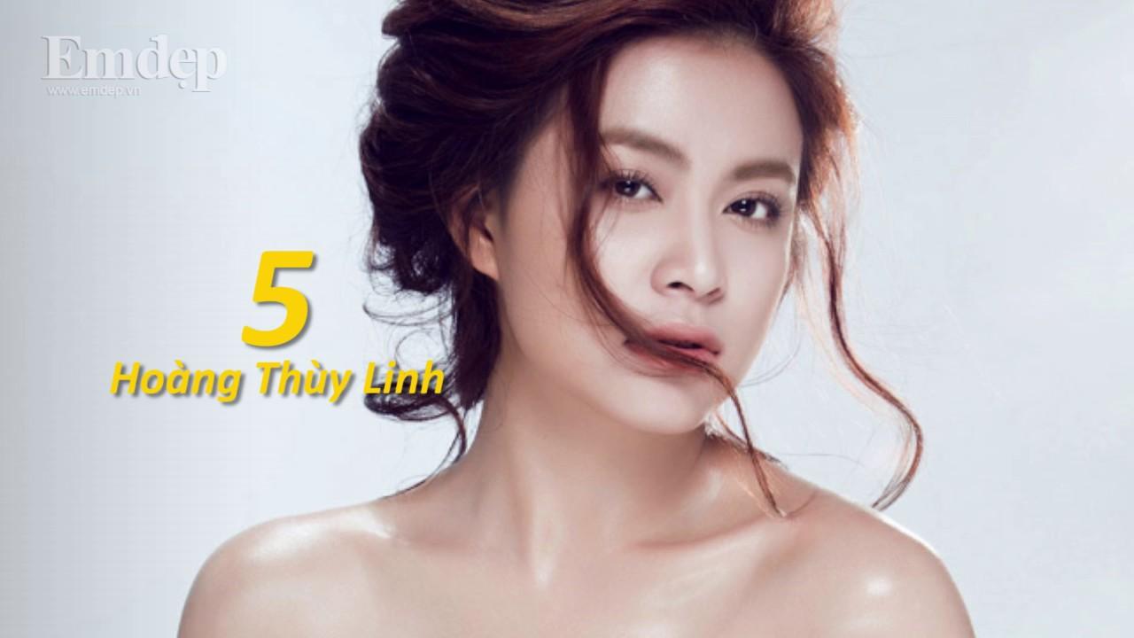 Top 10 mỹ nhân xinh đẹp nhất showbiz Việt – Ngắm đi ngắm lại không tìm ra góc chết