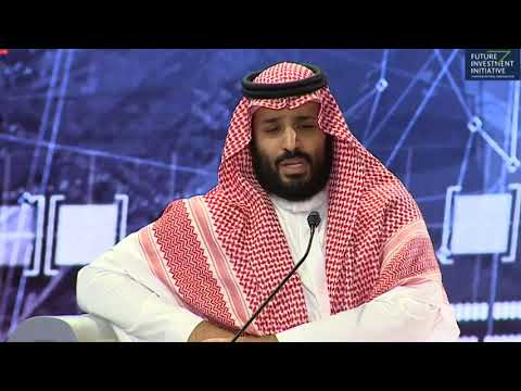 Saudi Crown Prince says 'justice will prevail' in Jamal Khashoggi case