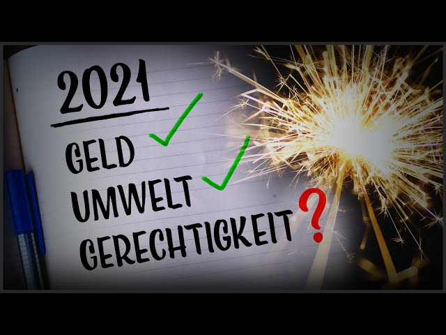 5 Gründe, warum 2021 besser wird!