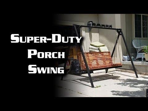 Super-Duty Porch Swing