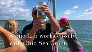 Ohio State University's Stone Lab on Gibraltar Island in Lake Erie