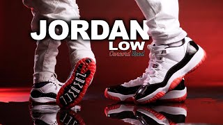 Jordan 11 Low Concord Bred | Father and Son | On Foot 4K Review