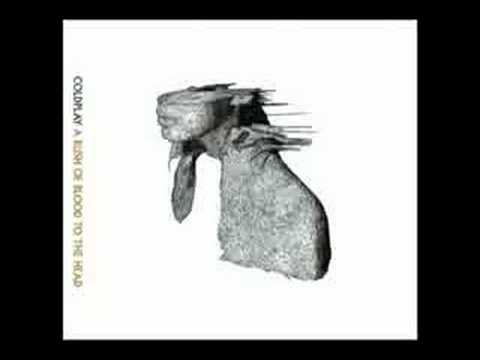 Coldplay-Warning Sign