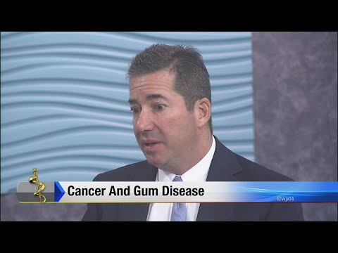 Cancer and gum disease
