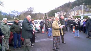 Opening Day of the River Teith and Forth Salmon Season 2010