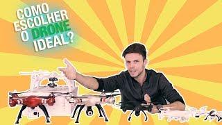 Como escolher o modelo ideal de Drone? a Franshopmix lhe ajudará a escolher!