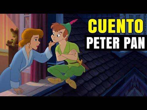 PETER PAN ❤️ CUENTOS INFANTILES PARA NIÑOS EN ESPAÑOL