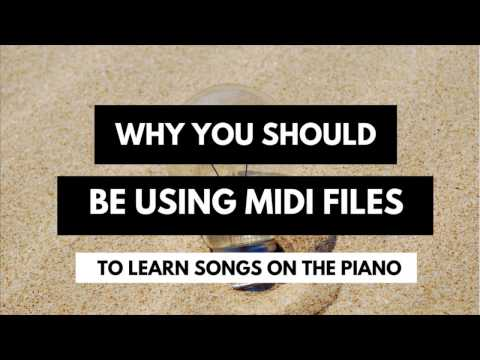 how do i record a midi file