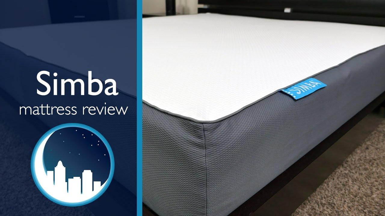 Simba Mattress Review >> Simba Memory Foam Mattress Double