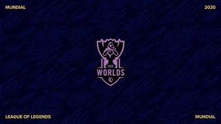 Mundial 2020:  Fase Eliminatória - Md5 | Semifinal 1