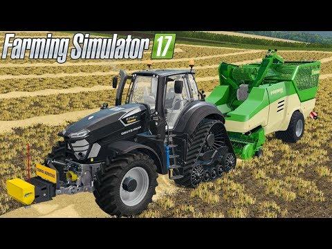 PRODUCTION DE PELLETS !!! (Oakfield Farm) - Farming simulator 17