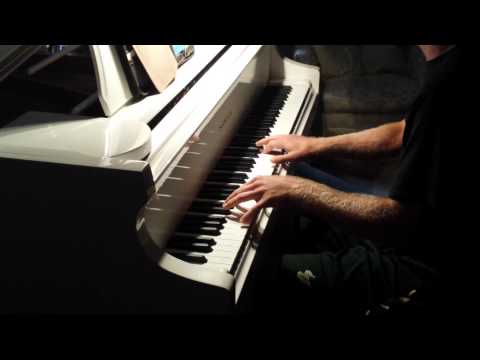 Bill Joel - You May Be Right (NEW PIANO COVER)