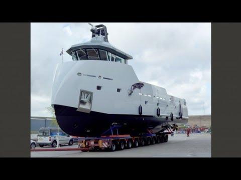 YXT ONE Luxury Yacht Tender