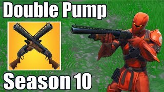 Double Pump is BACK to Season 10 Fortnite