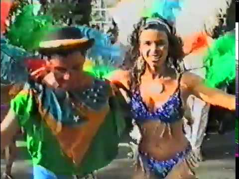 FACE VIDEOS PRESENTS NOTTING HILL GATE CARNIVAL 1992
