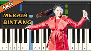 Download lagu Via Vallen Meraih Bintang ASIAN GAMES 2018 MP3