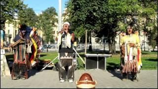 "Otavalos-Indians ""Movimiento Indijena"""