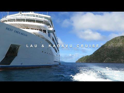 Captain Cook Cruises Fiji - 11-night Lau & Kadavu Cruise