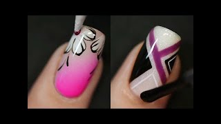 New Nail Art Tutorial 2018 💄😱 The Best Nail Art Designs Compilation #26