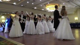 Newark Debutante Ball 2016