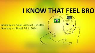 Brazil vs Germany Highlight Jokes