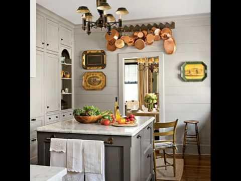 1930s Cottage Style Kitchen - YouTube