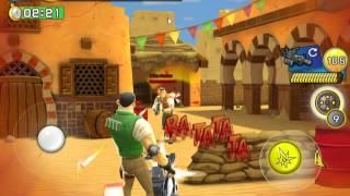 The Respawnables iPad (Heavy Machine Gun) Gameplay