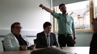 The New Boss | Short Film