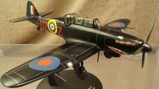 模型 ボールトンポール デファイアント NF Mk II 1/72