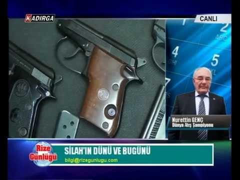 Ardeşen Silah, 2. Bölüm, Yusuf Reşit Beyazal, Hasan Peçe, Rize Günlüğü, 05.12.2014, Kadırga TV,