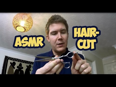 ASMR Male ♂✄ Haircut and Shave for Men ✄♂ | Binaural 3D Hair Roleplay | Soft Spoken Male Voice