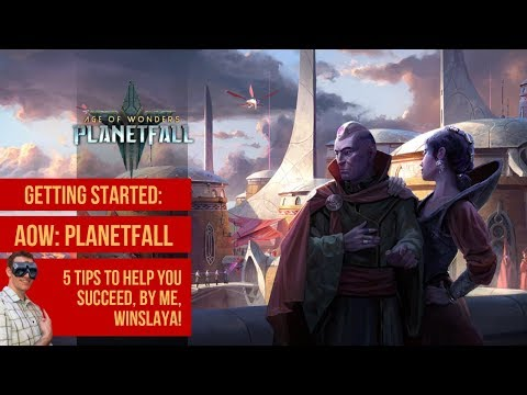 Age of Wonders: Planetfall - FIRST LOOK - YouTube