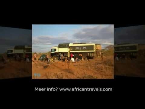 22 landen in 210 dagen - Trans Afrika | African Travels