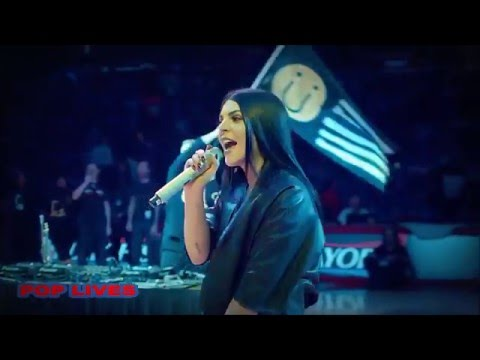 Skrillex & Diplo - Mind feat  Kai (LIVE - 2016)