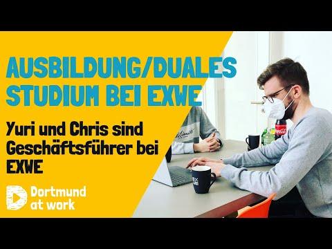 Ausbildung/Duales Studium bei EXWE
