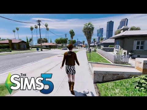 Sims 5 Trailer (2018)